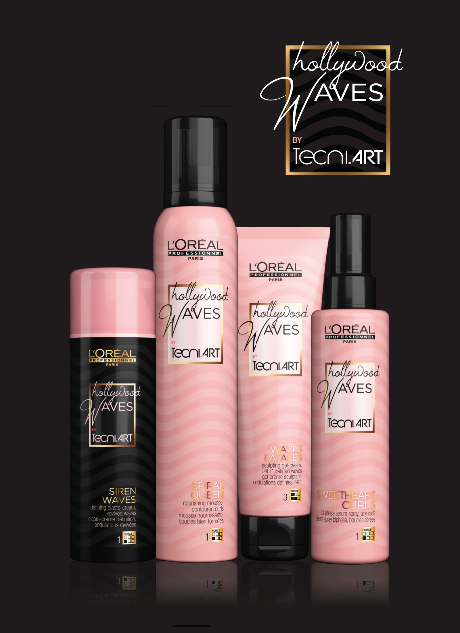 Hollywood Waves – L'Oreal Professionnel