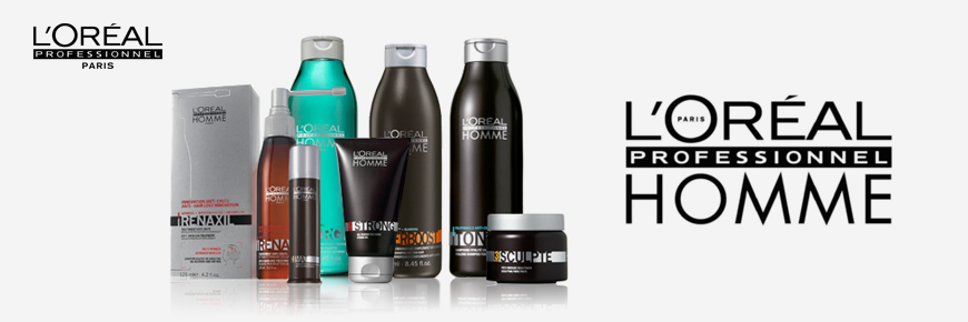 Homme – L'Oreal Professionnel