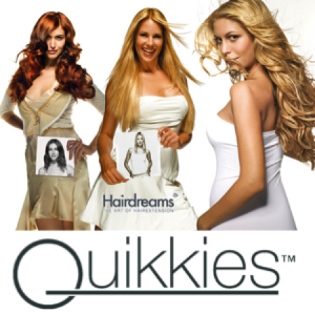 Hairdreams Quikkies Hair Extensions
